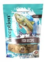 Inception Inception Fish Biscuit Dog Treats 12 oz