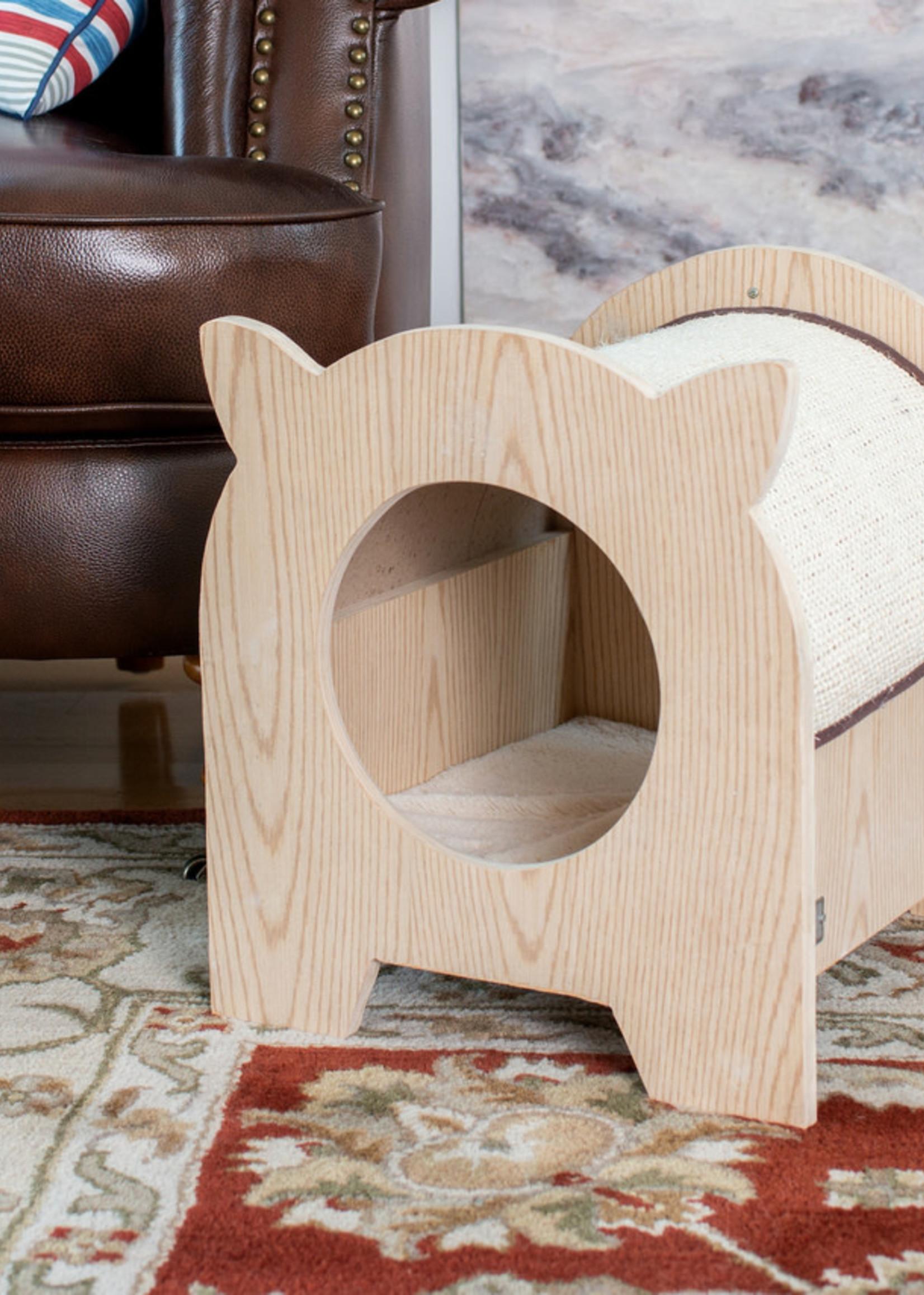 Armarkat Armarkat Premium Wood Cat Hideaway