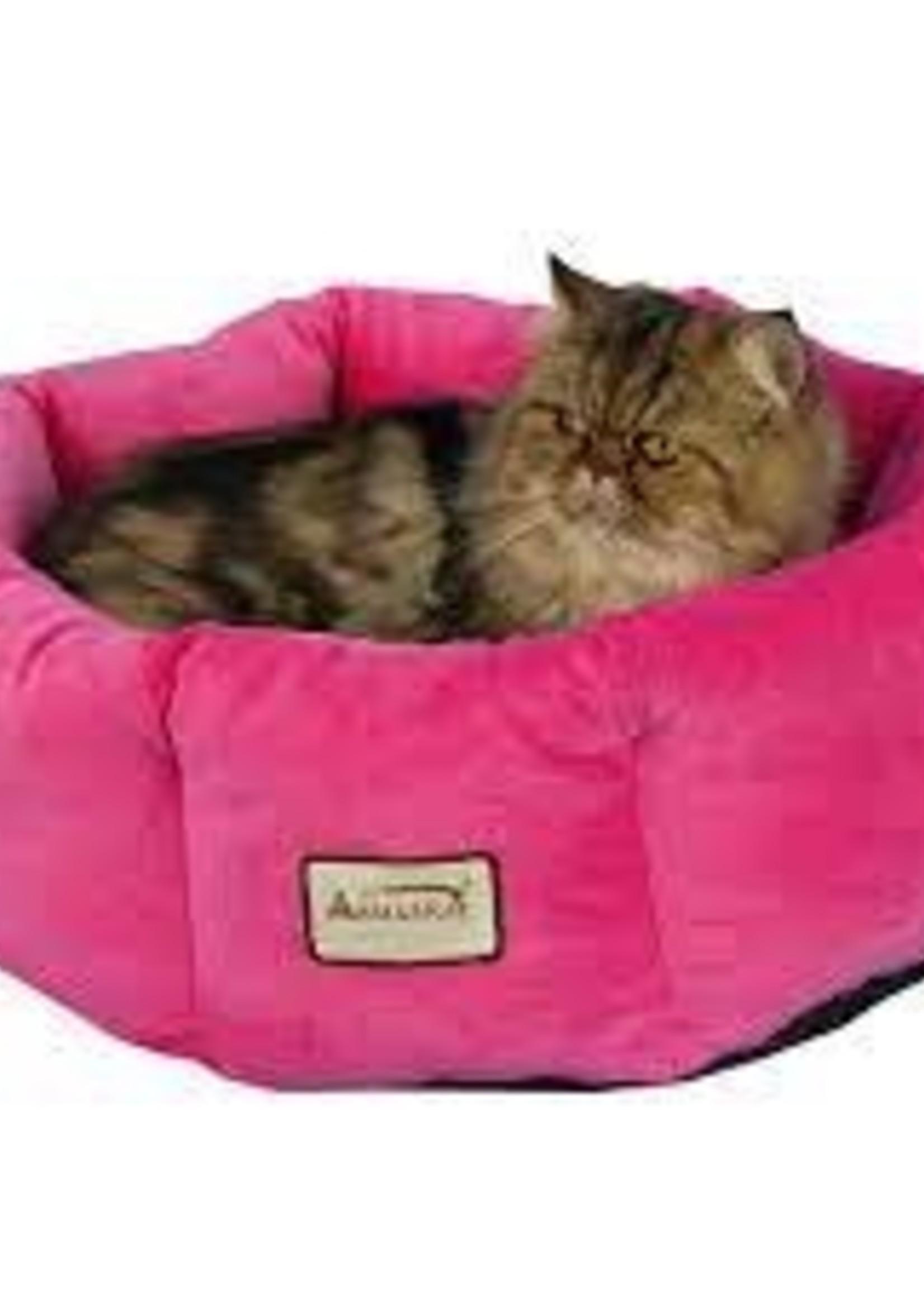 Armarkat Armarkat Cat Bed Warm Pet Cuddle Bed Pink