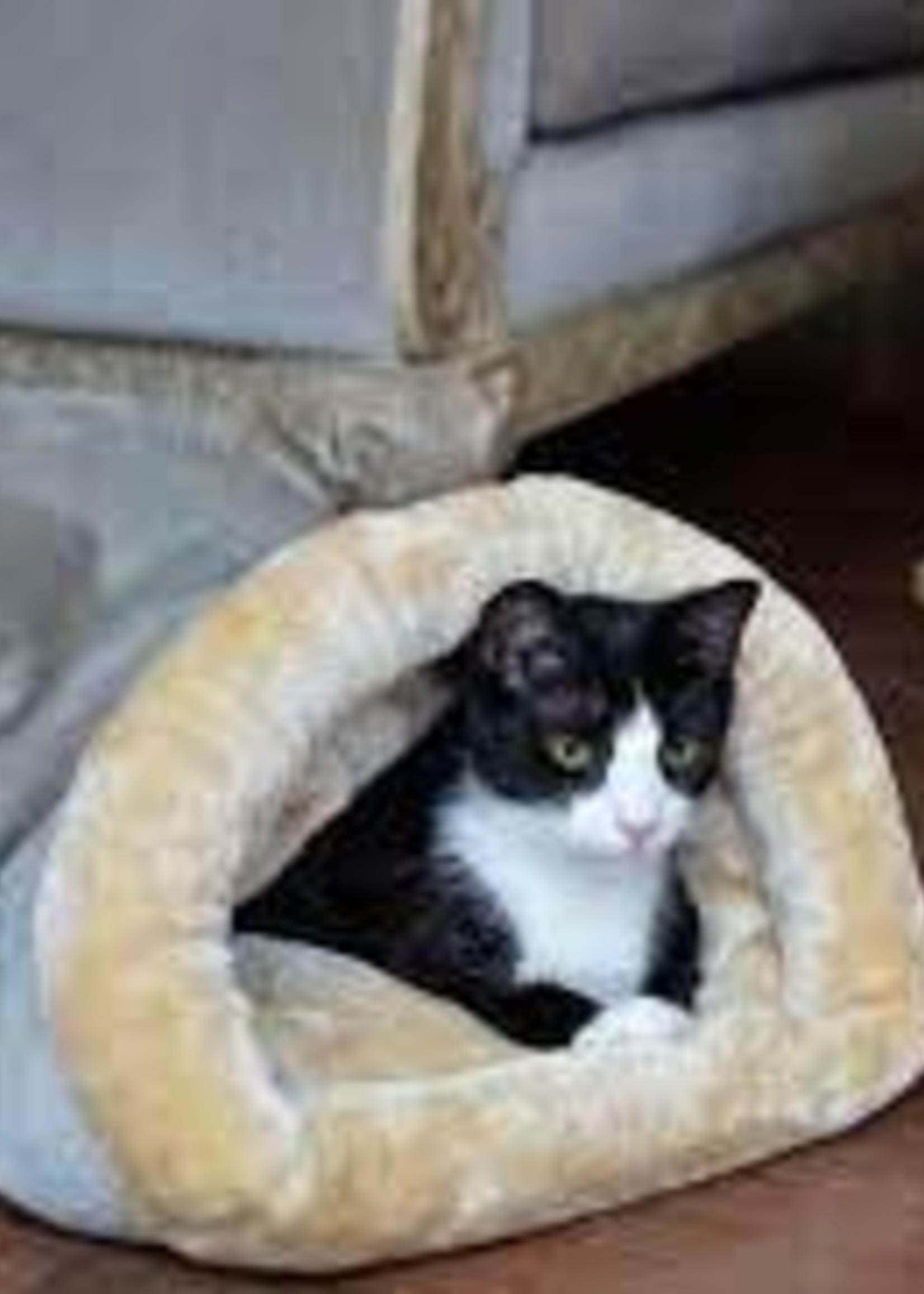 Armarkat Armarkat Sleep Soft Cave Pet Bed Sage Green