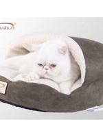 Armarkat Armarkat Cuddle Cave Cat Bed w/Anti-Slip Bottom Laurel Green