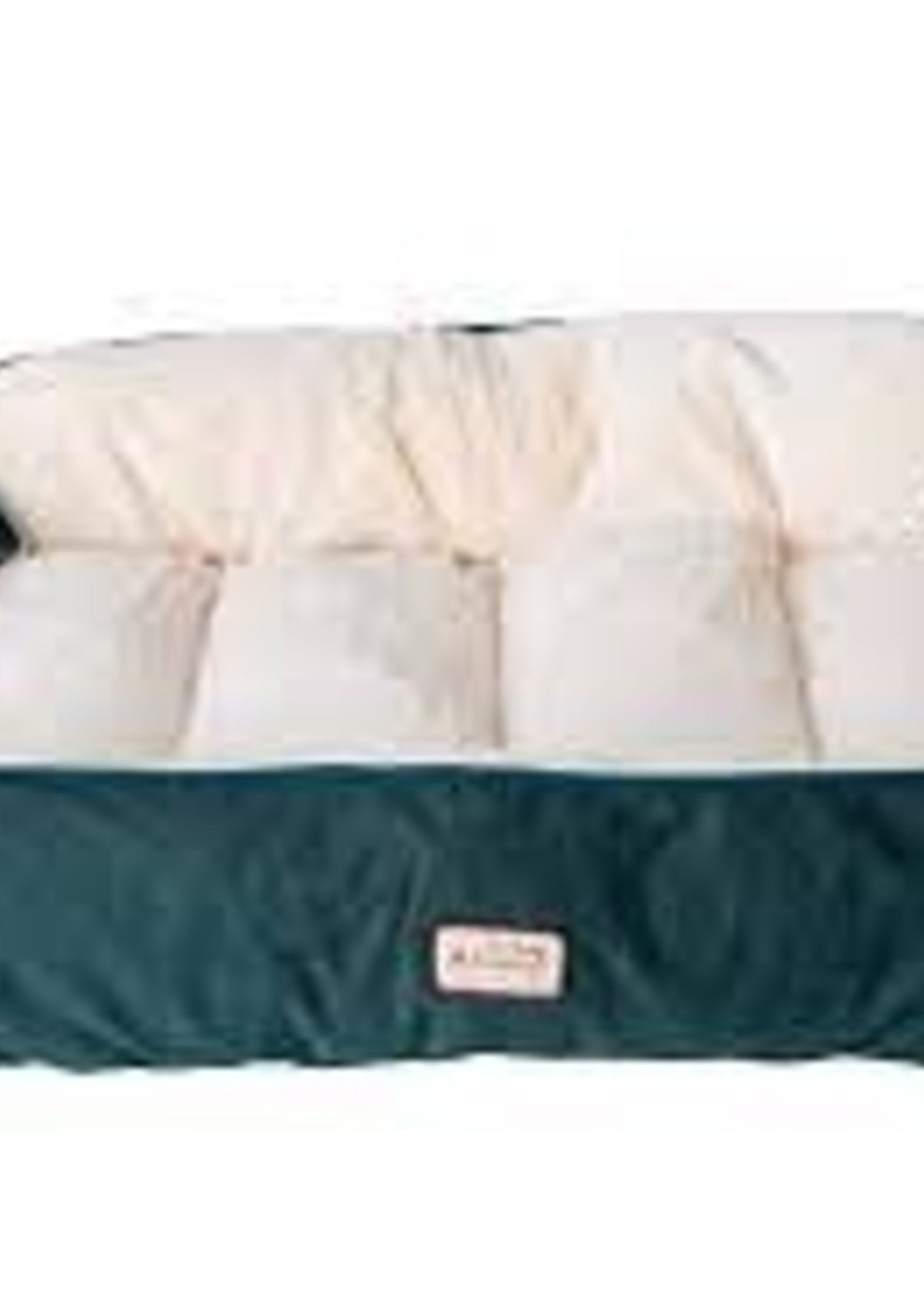 Armarkat Armarkat Large Pet Bed Luxury Dog Cushion Laurel Green/Ivory