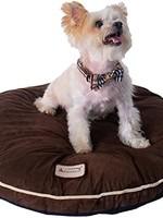 Armarkat Armarkat Poly Fill Dog Cushion Pet Bed Mocha