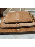 Armarkat Armarkat Small Memory Foam Orthopedic Dog Bed/Mat Mocha/Brown