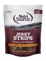 Nutrisource Nutrisource Prairie Select Jerky Strips 4oz