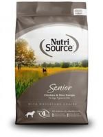 Nutrisource Nutrisource Senior Dry Dog Food 5lbs