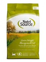 Nutrisource Nutrisource Senior Weight Management Dry Dog Food 5lbs