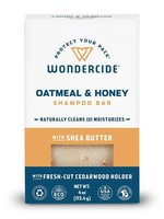 Wondercide Wondercide Oatmeal & Honey Shampoo Bar