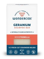 Wondercide Wondercide Geranium Shampoo Bar