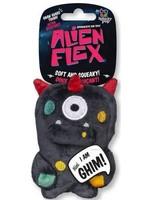 Spunky Pup Alien Flex - Mini Plush Ghim