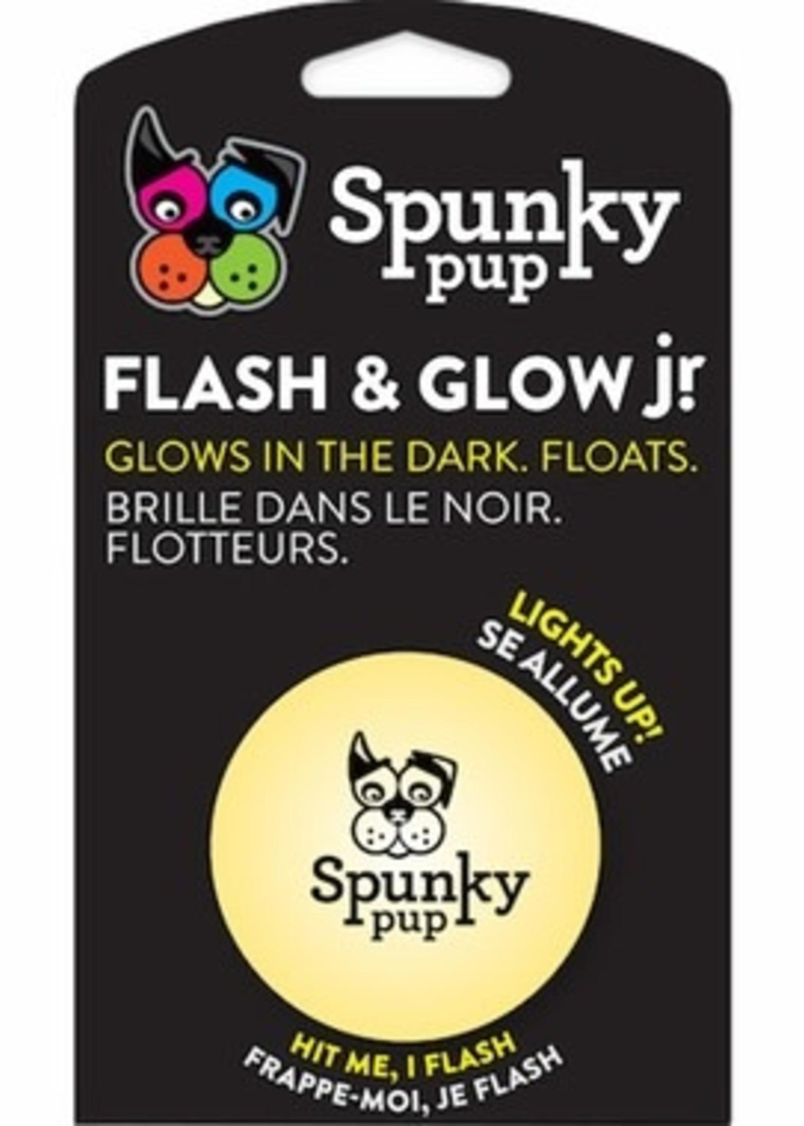 Spunky Pup Spunky Pup Flash & GlowBall Jr.