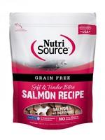 Nutrisource NutriSource Soft & Tender Salmon Treats 6oz