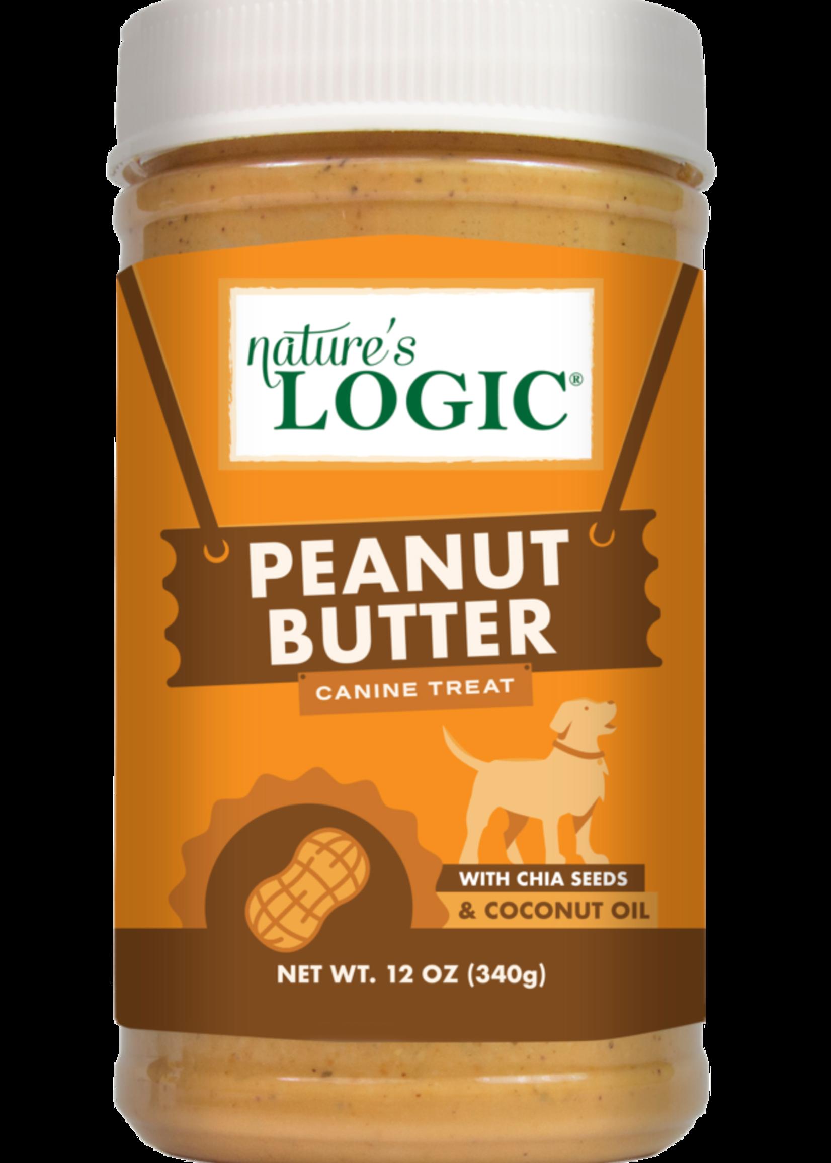 Nature's Logic Nature's Logic Peanut Butter Treat
