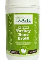 Nature's Logic Nature's Logic Dehydrated Turkey Bone Broth Dog & Cat Food Topper 2lbs