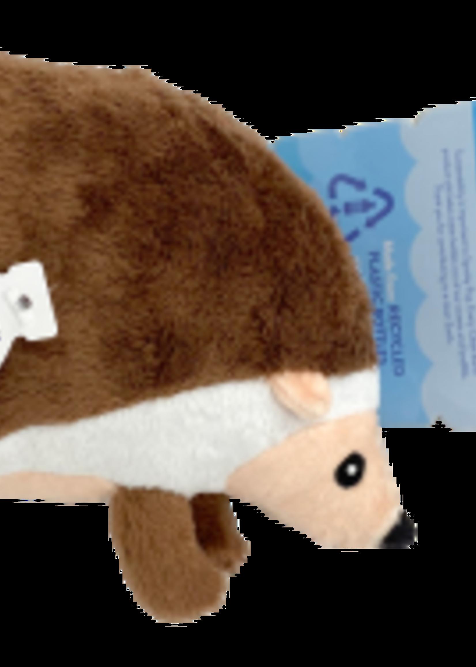 Spunky Pup Spunky Pup Recycled Plush Hedgehog Large