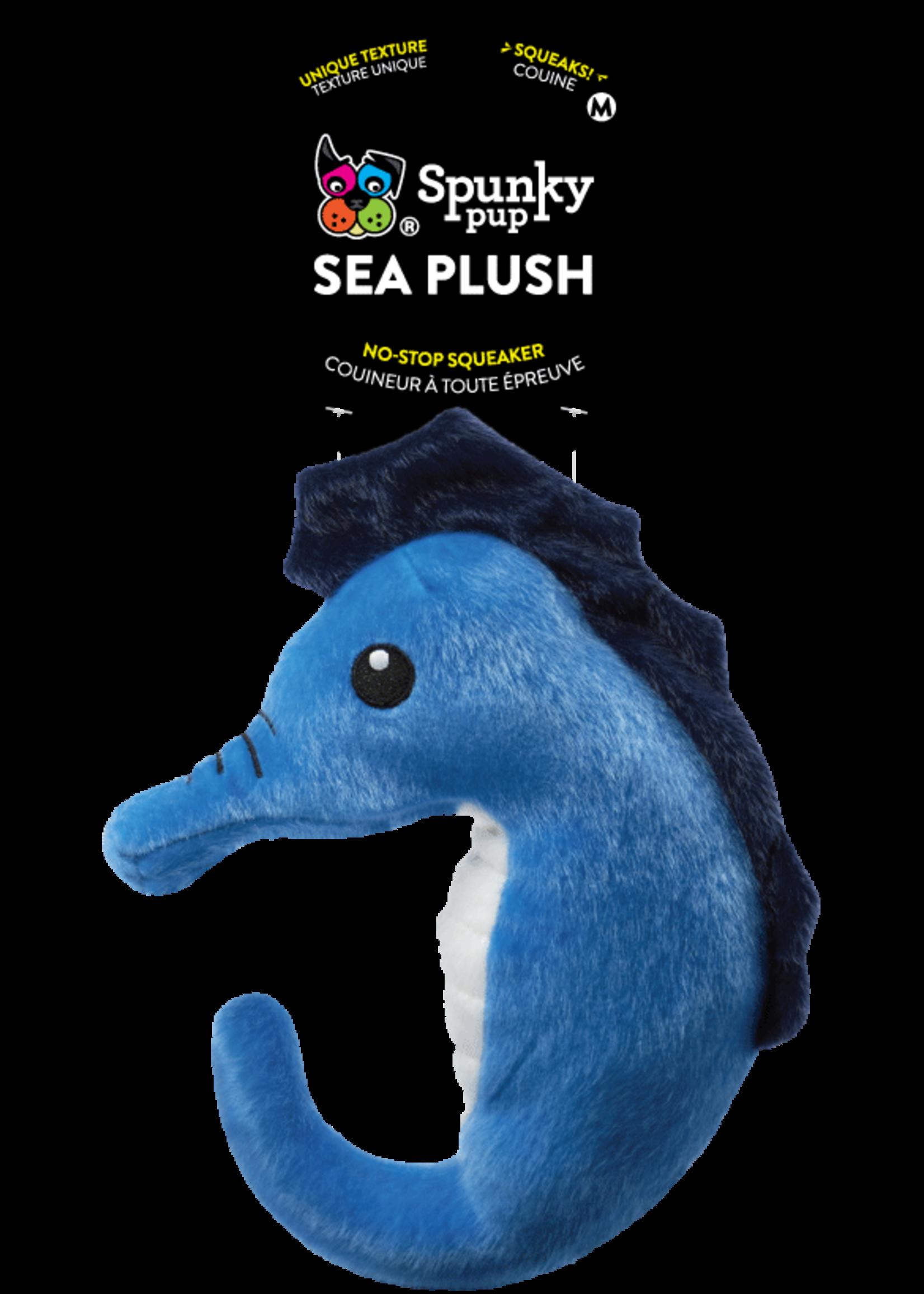 Spunky Pup Spunky Pup Sea Plush Seahorse Large