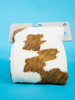 """Tall Tails Tall Tails Blanket CowHide 30"""" x 40"""""""