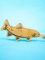 """Tall Tails Tall Tails Leather &  Wool Trout 16"""""""