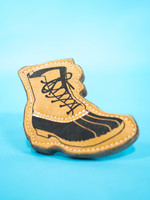 """Tall Tails Tall Tails Leather &  Wool Hiking Boot 16"""""""