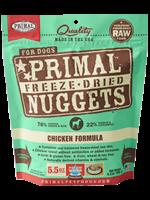 Primal Primal Dog Freeze Dried Chicken  Nugget 14 oz.