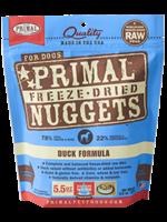 Primal Primal Dog Freeze Dried Duck Nugget 14 oz.