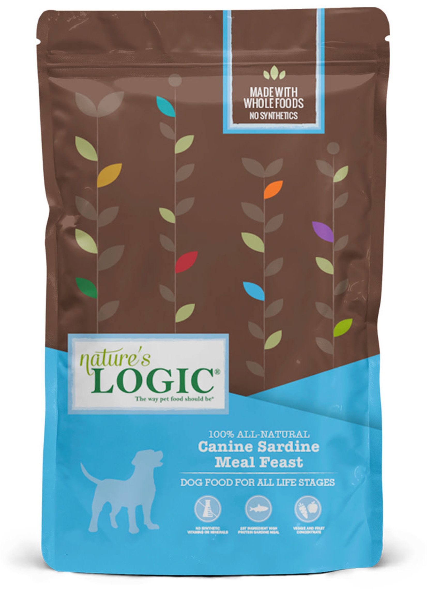 Nature's Logic Nature's Logic Grain-Free Canine Lamb Feast Dry Dog Food 4.4lbs