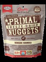 Primal Primal Dog Freeze Dried Venison  Nugget 14 oz.