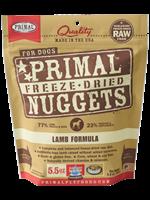 Primal Primal Dog Freeze Dried Lamb  Nugget 14 oz.
