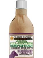 Colorado Hemp Honey Hemp Honey 600 mg Chicken Bone Broth