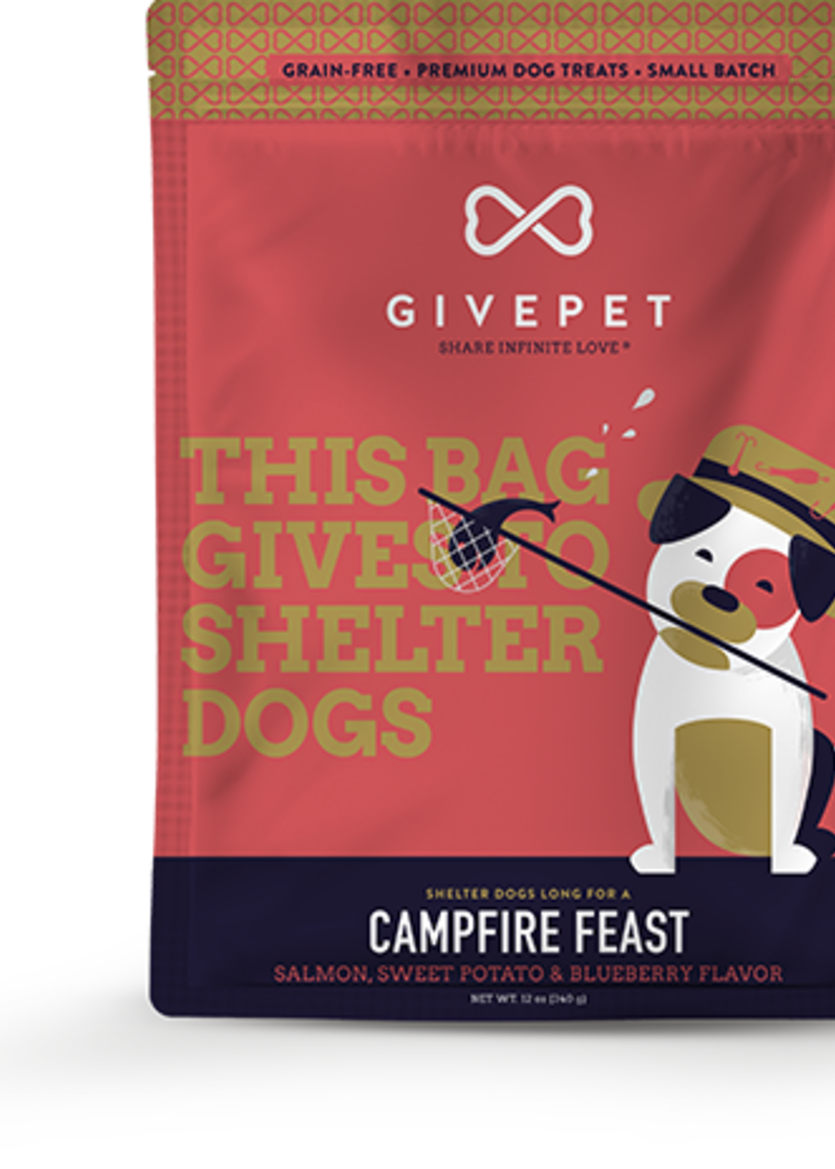 Givepet Givepet Campfire Feast 12 oz