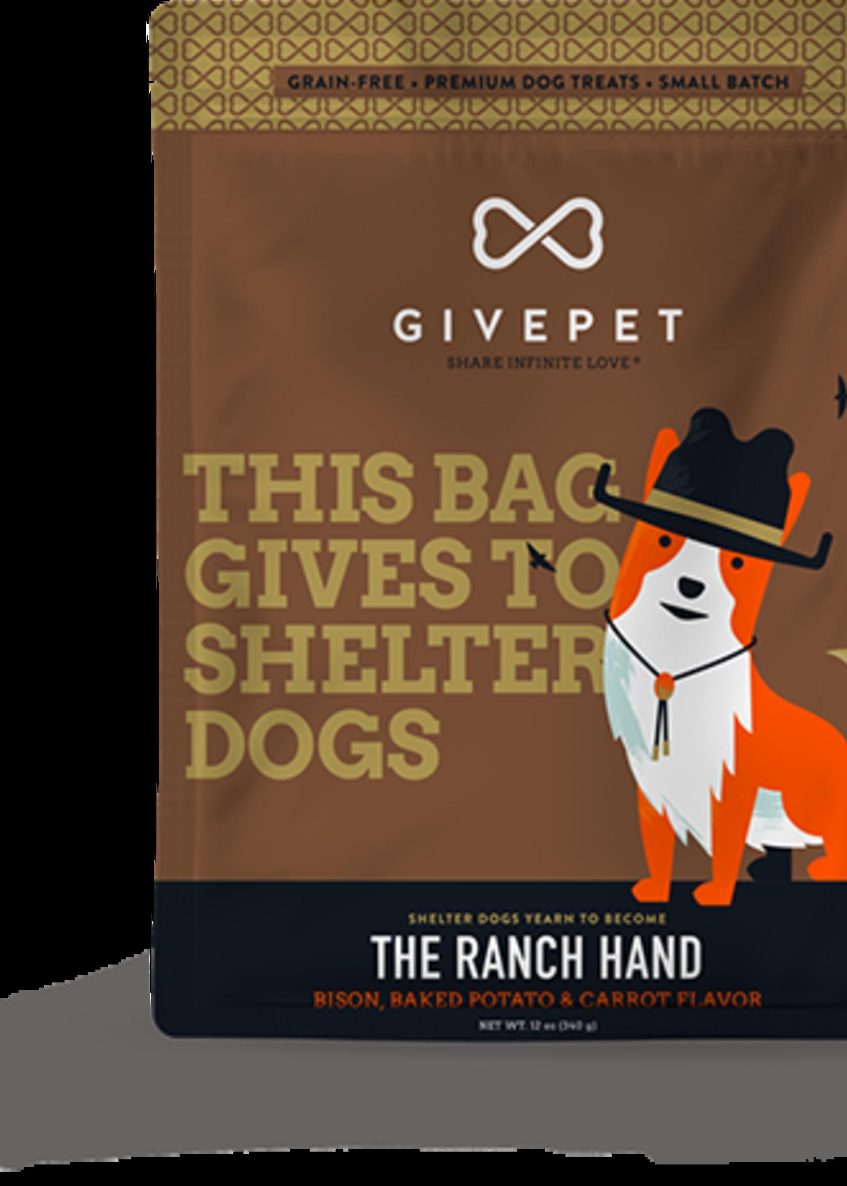 Givepet Givepet Ranch Hand 12 oz