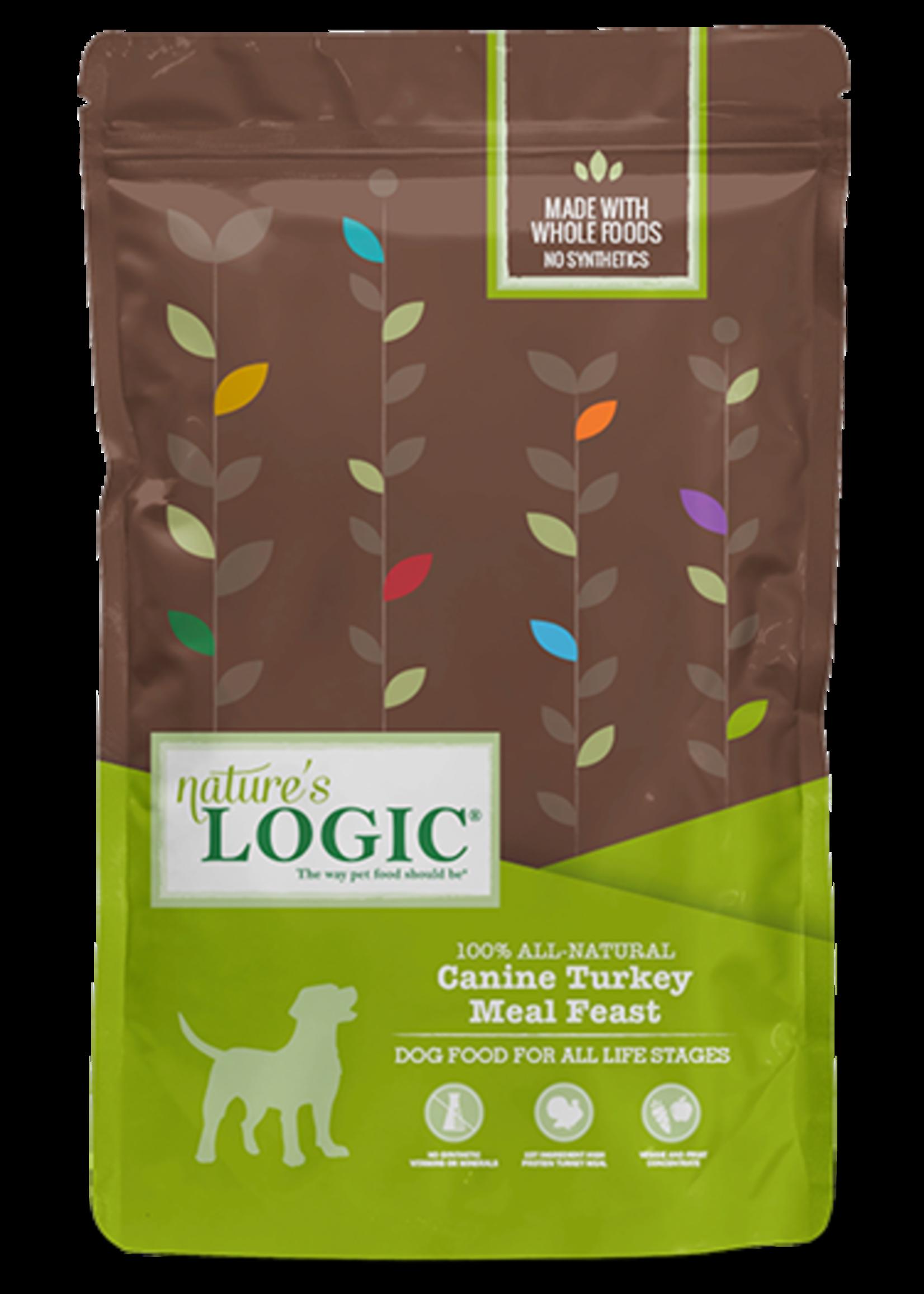 Nature's Logic Nature's Logic Turkey Meal Feast Dry Dog Food 25lbs