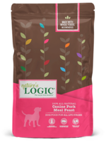 Nature's Logic Nature's Logic Pork Meal Feast Dry Dog Food 4.4lbs