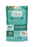 Nature's Logic Nature's Logic Distinction Grain-Free Land & Sea Dry Dog Food  24lbs