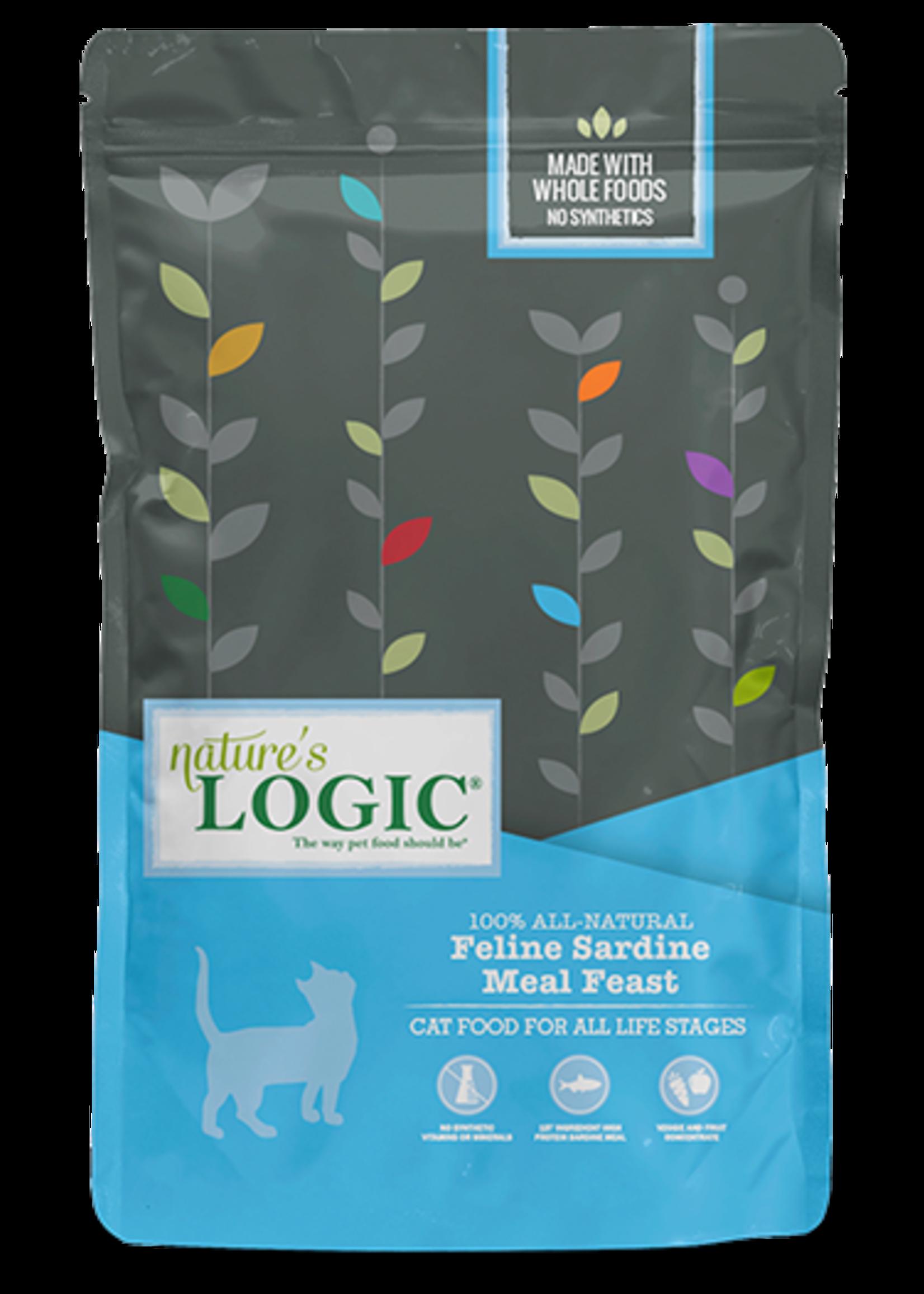 Nature's Logic Nature's Logic Sardine Dry Cat Food 3.3lbs