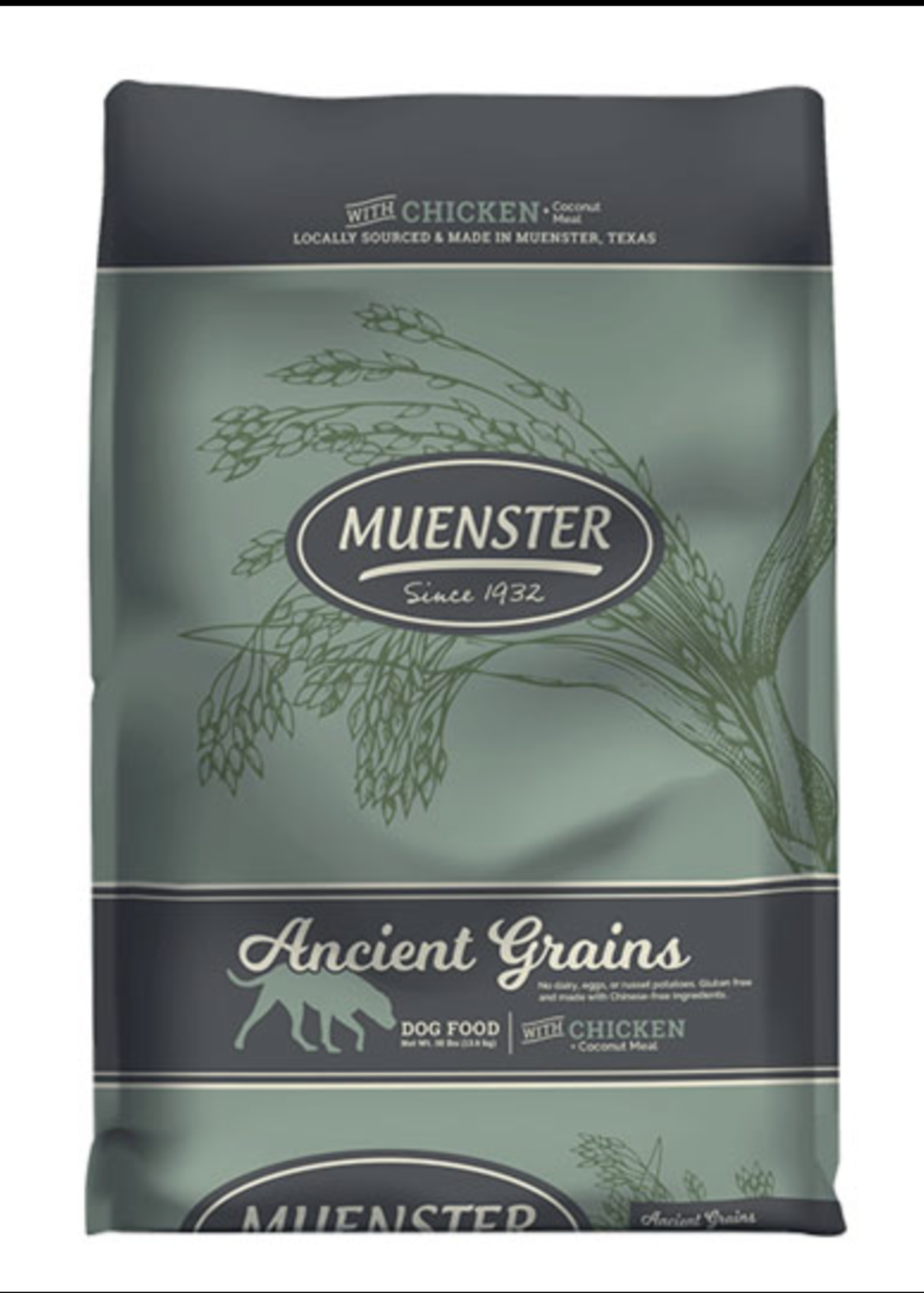 Muenster Milling Co Muenster Ancient Grains Chicken 30lbs