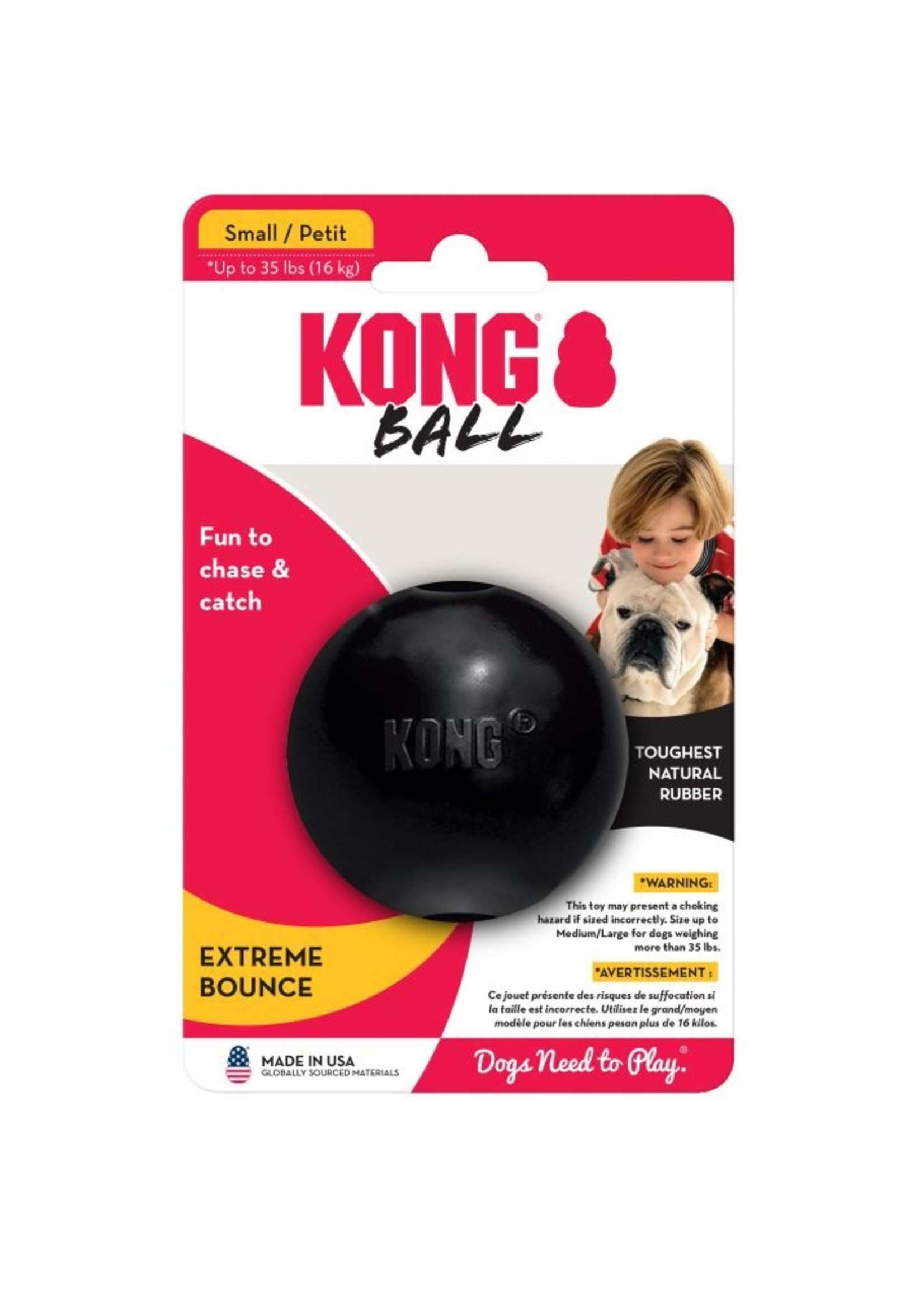 Kong Kong Extreme Ball Small