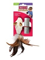 Kong Kong Cat Refillables Feather