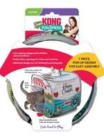 Kong Kong Cat Play Spaces Camper