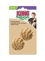 Kong Kong Cat Naturals Straw  Ball