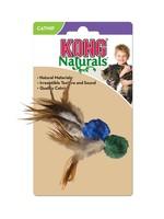Kong Kong Cat Natural Crinkle Ball