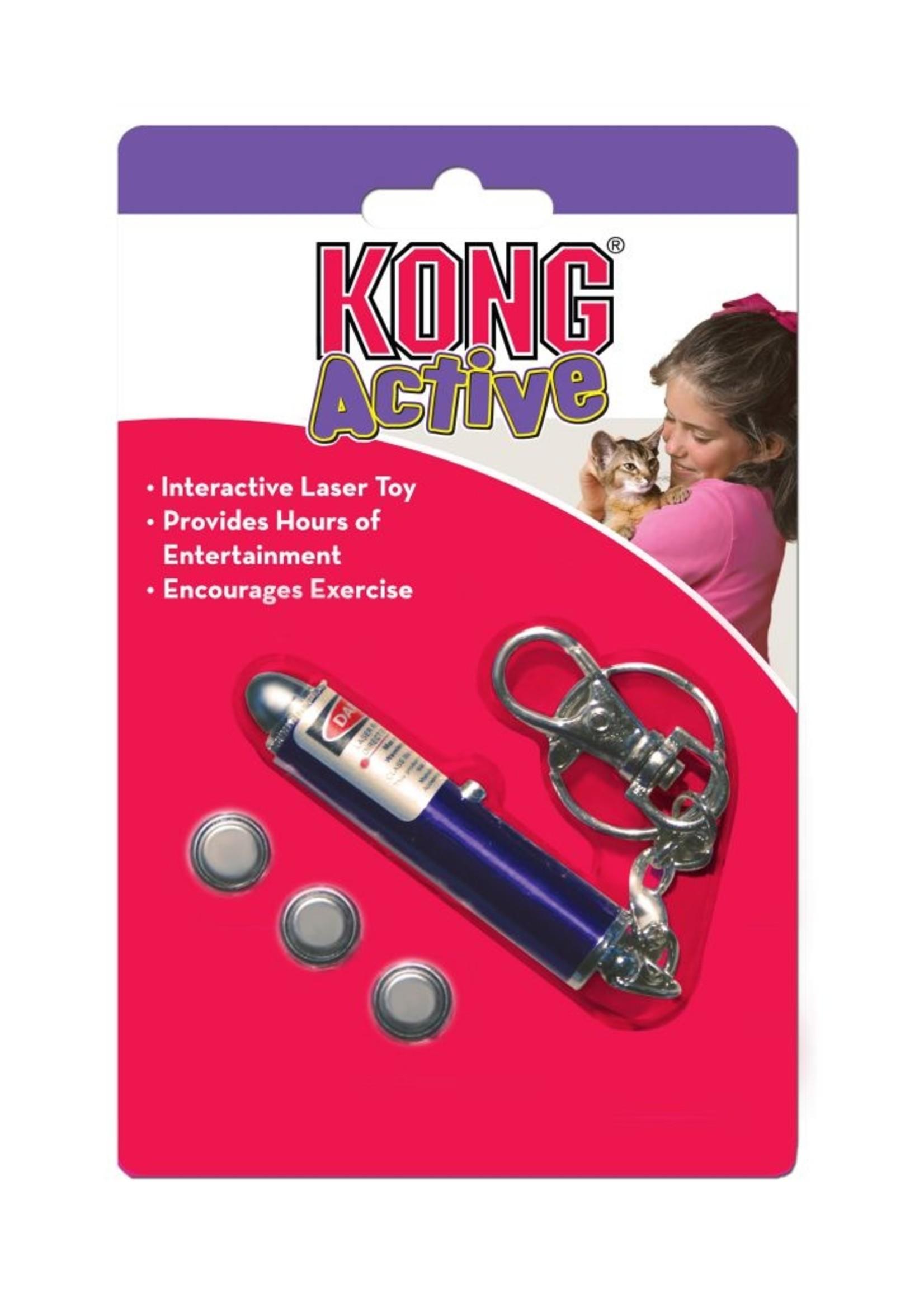 Kong Kong Cat Laser