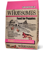 Wholesomes Wholesomes Puppy Chicken & Rice 40lbs
