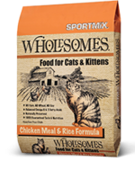 Wholesomes Wholesomes Cat Chicken & Rice 15 lb