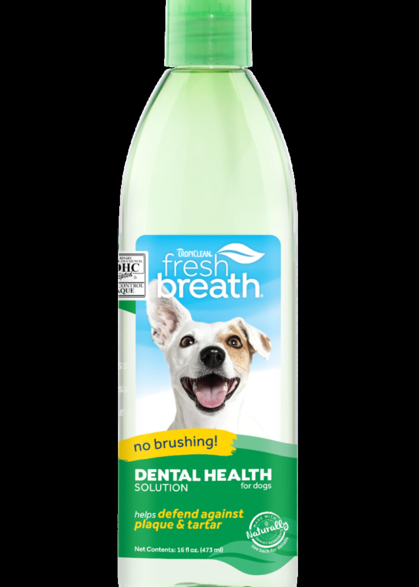 Tropiclean ropiclean Freah Breath Water Additive 33.8 oz