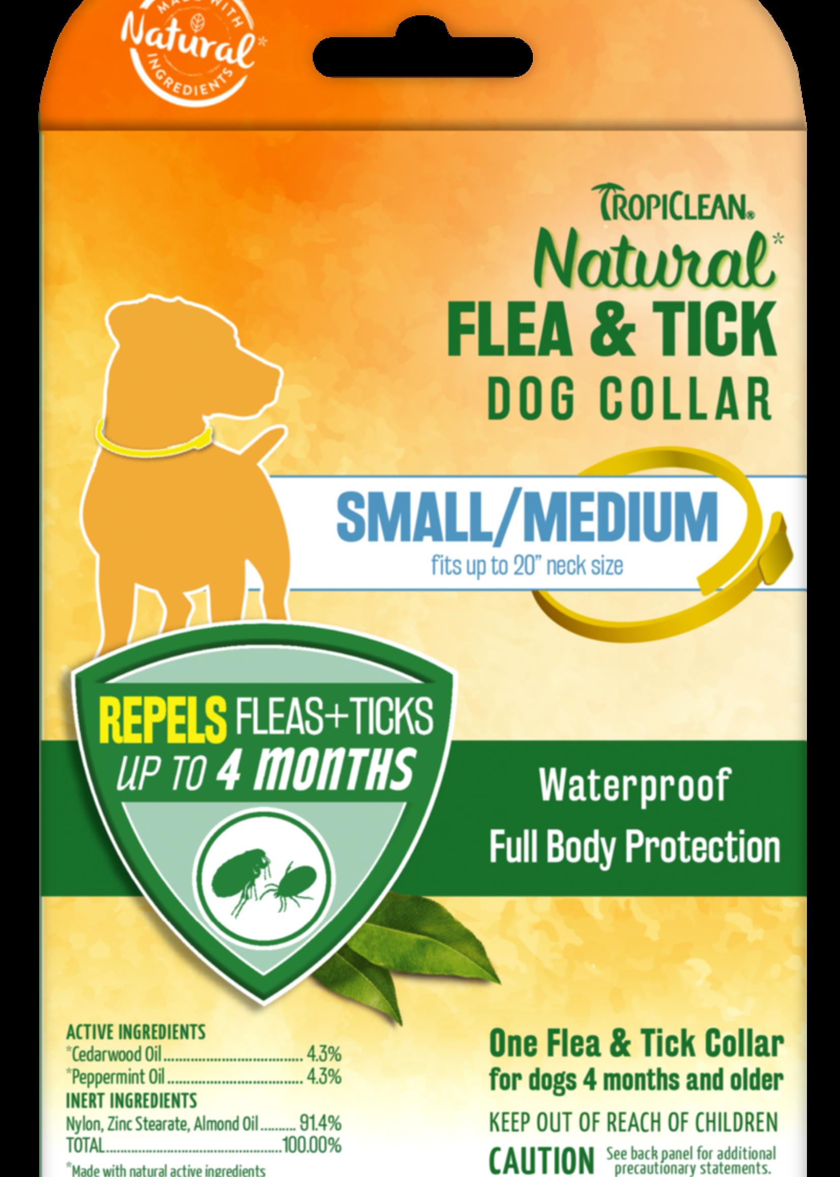 Tropiclean Tropiclean Flea & Tick Collar Small Medium Dog