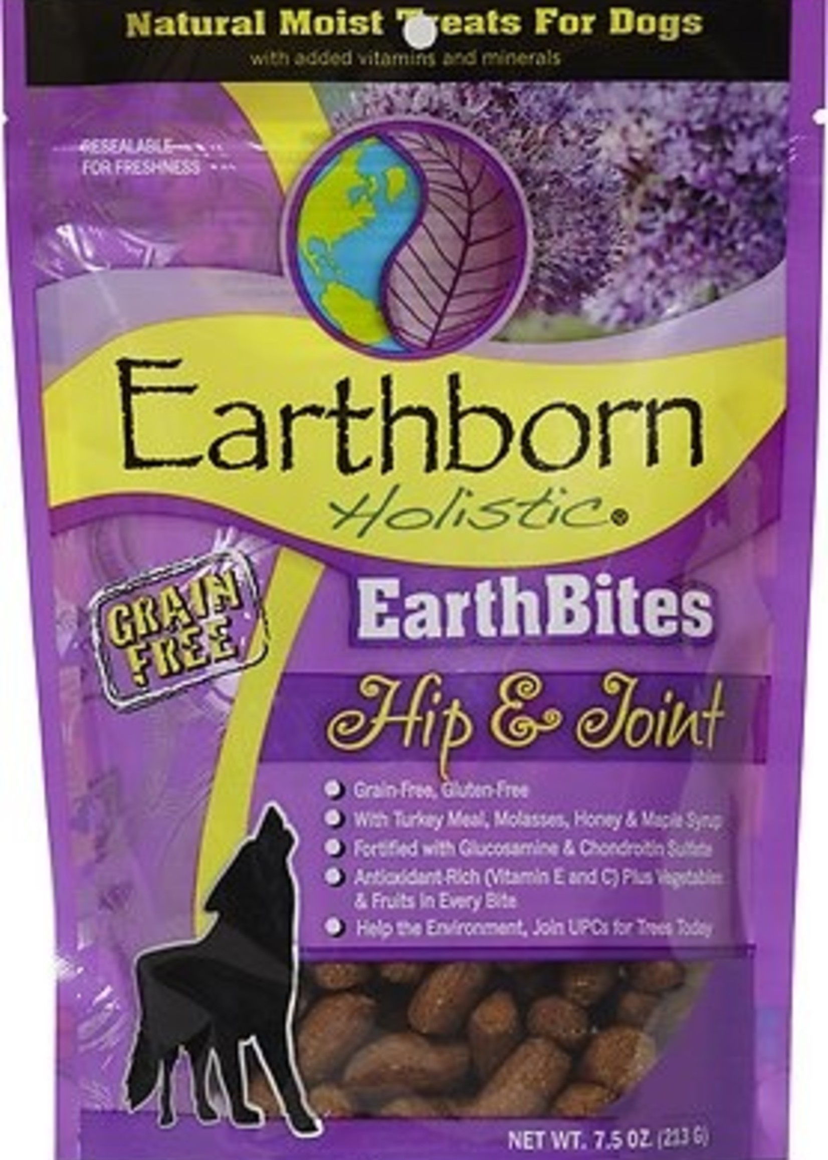Midwestern Pet Earthborn Earth Bites Hip & Joint 7.5 oz