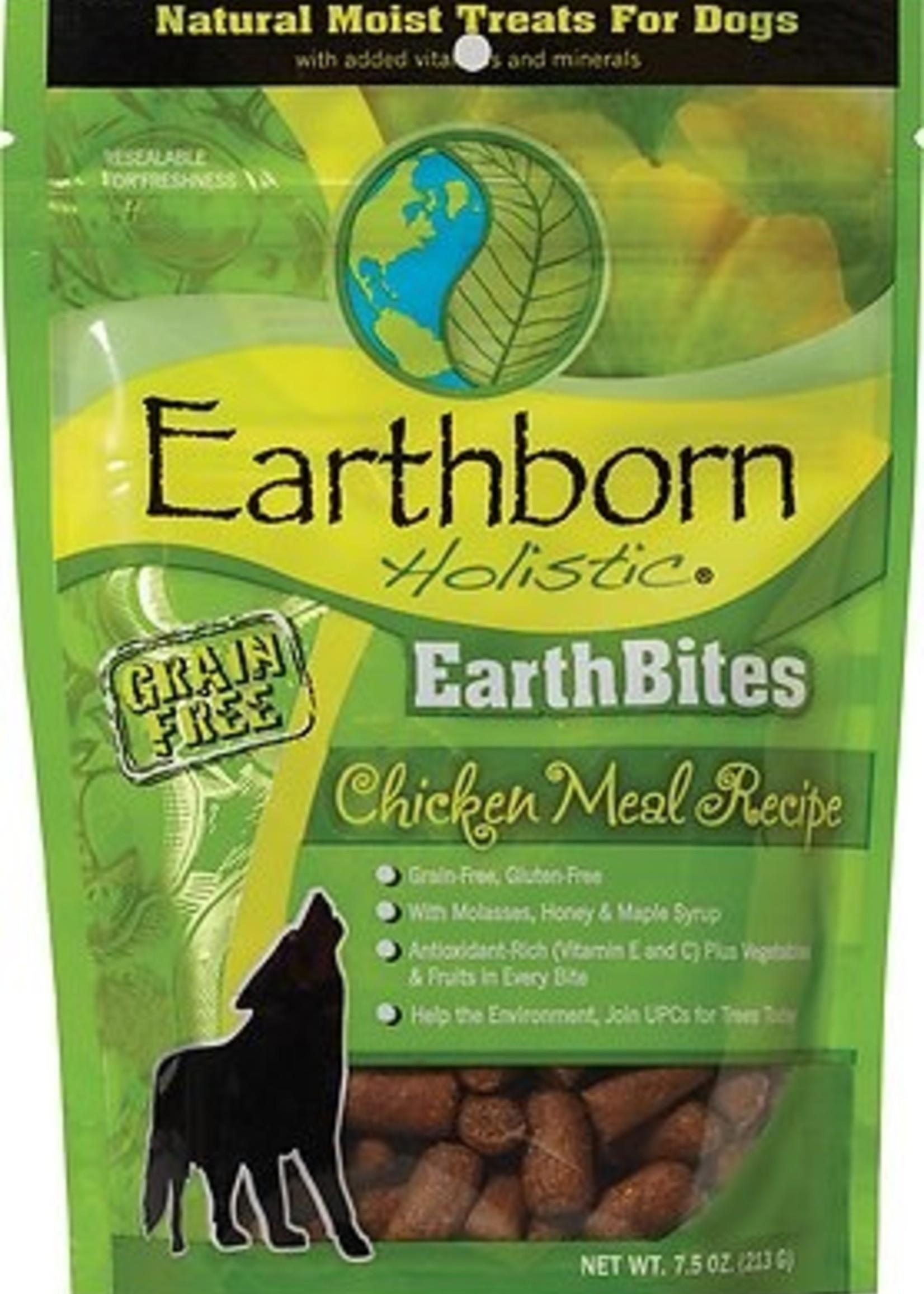 Midwestern Pet Earthborn Earth Bites Chicken 7.5 oz