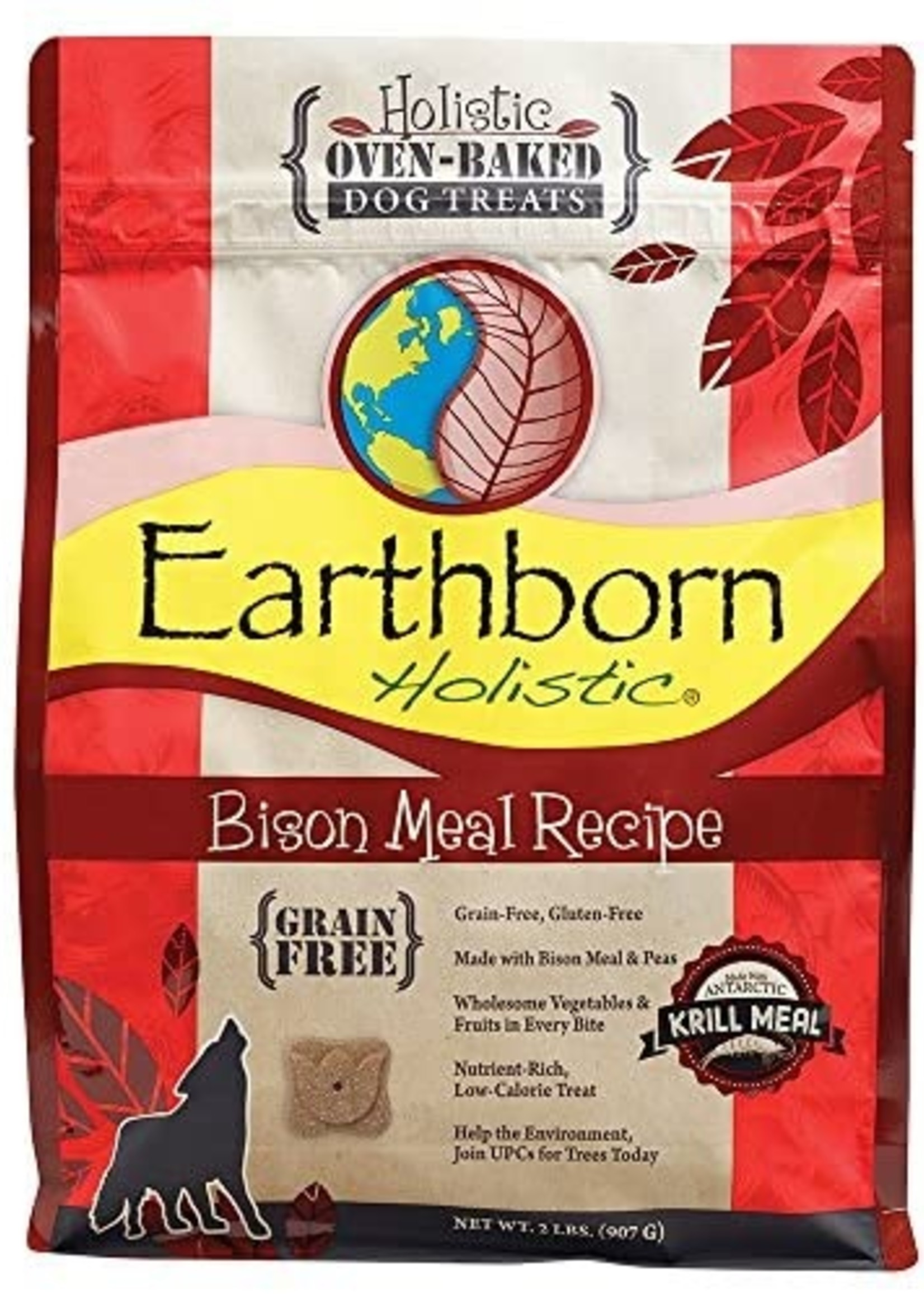 Midwestern Pet Earthborn Bison Biscuit 2 lb