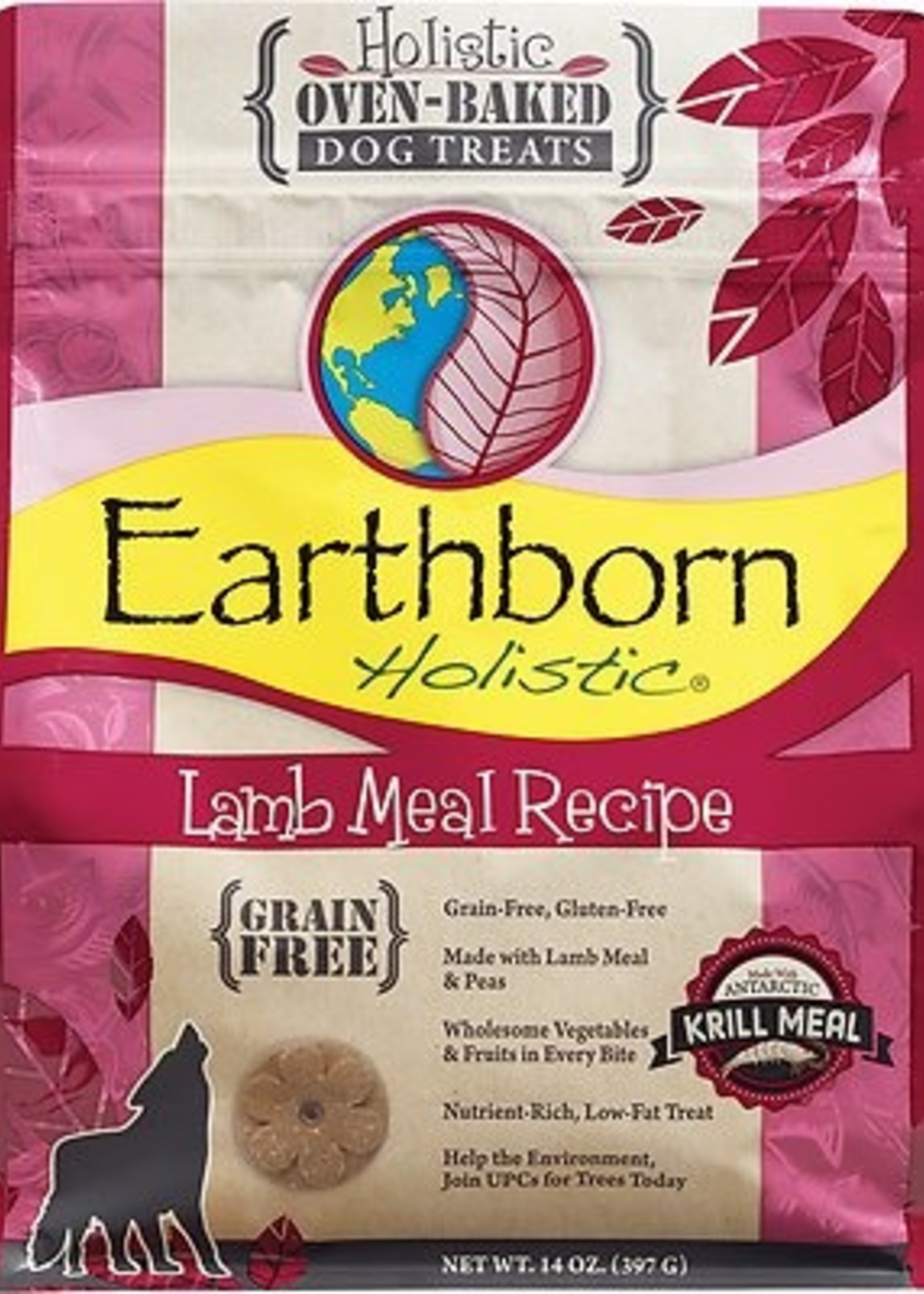 Midwestern Pet Earthborn Lamb Biscuit 14 oz